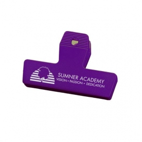 Promotional products: Mini Bag Clip With Magnet