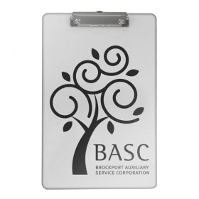Promotional products: Low Profile Clipboard