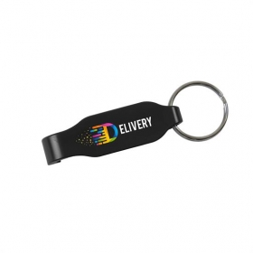 Promotional products: Bottle Opener Key Ring - 4c Process Digital