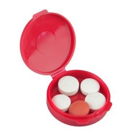 Promotional products: Round Pillcase