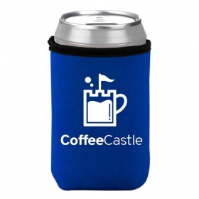 Promotional products: Trimmed Pocket Can Holder