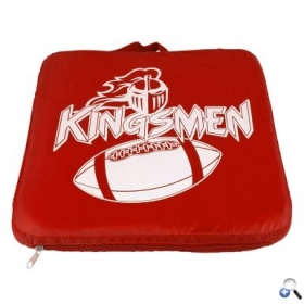 "Promotional products: 13.5"" Fabric Stadium Cushion"