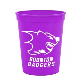 Promotional products: Cups-On-The-Go -16 oz. Stadium Cup