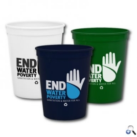 Promotional products: Cups-On-The-Go -16 oz. Recycled Stadium Cup