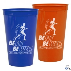 Promotional products: Cups-On-The-Go -20 oz. Stadium Cup