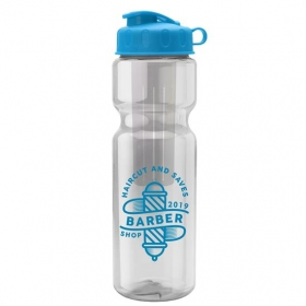 Promotional products: 28 Oz. Infuser Bottle With Flip Lid