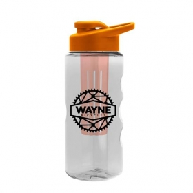 Promotional products: 22 Oz. Tritan Infuser Bottle W/ Drink-thru Lid