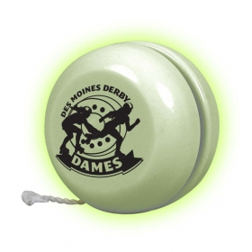 Promotional products: Glow In The Dark Yo-yo