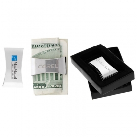 Promotional products: The Bellagio Money Clip