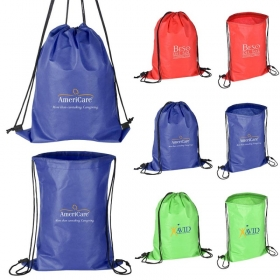 Promotional products: Non Woven Drawstring Backpack