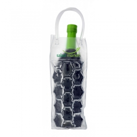 Promotional products: Gel Wine Tote