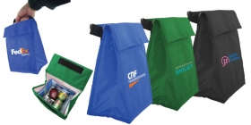 Promotional products: Nylon Lunch Cooler