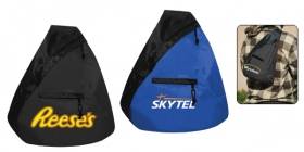 Promotional products: The Seattle Sling Backpack