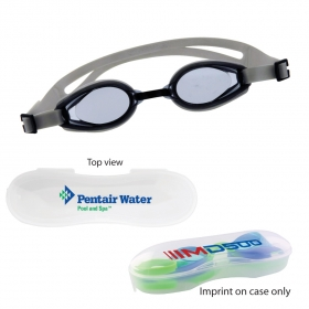 Promotional products: Adult Sport Swim Goggles