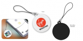 Promotional products: The Cleaner Cell Phone Charm