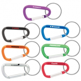 Promotional products: Carabiners 2""