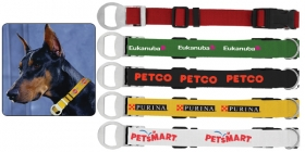 Promotional products: Man's Best Friend Dog Collar