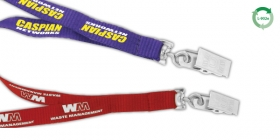 "Promotional products: 1/2"" Recycled Econo Lanyard"