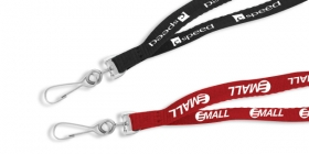 "Promotional products: 3/8"" Econo Lanyard"