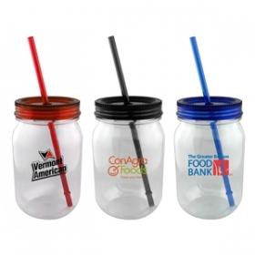 Promotional products: The Mason Jar Tumbler