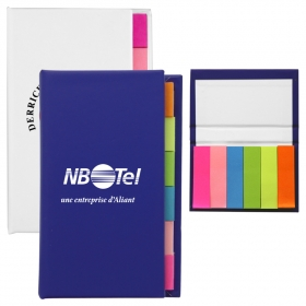 Promotional products: The Sticky Note Marker Strip Book