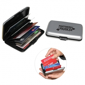 Promotional products: RFID Alu Wallet