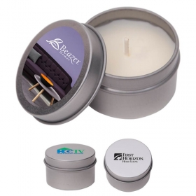 Promotional products: Vanilla Scented Candle
