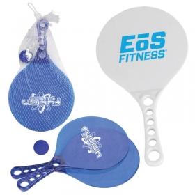 Promotional products: Malibu Paddle Ball Set