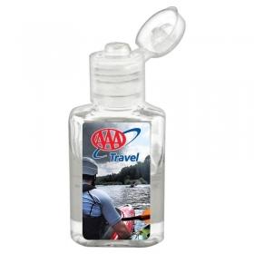Promotional products: 1 Oz. Hand Sanitizer Gel