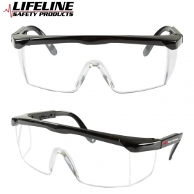 Promotional products: Adjustable Ansi Safety Glasses