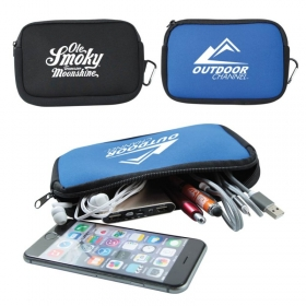 Promotional products: Neoprene Zippered Case