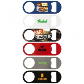 Promotional products: Bartender's Stubby Bottle Opener
