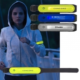 Promotional products: The Sprinter Led Reflective Arm Band