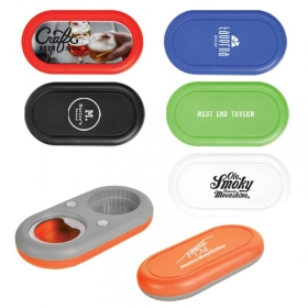 Promotional products: Dual Bottle Opener