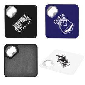 Promotional products: Bottle Opener Coaster