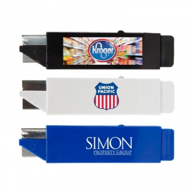 Promotional products: Skyros Box Cutter
