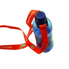 Promotional products: Deluxe Water Bottle Holder