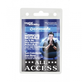 Promotional products: Blank Clear Id/badge Holder