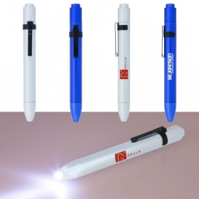 Promotional products: Aluminum Led Pen Light