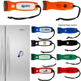 Promotional products: The Madison Magnetic Flashlight