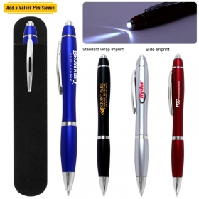 Promotional products: The Eleganti Flashlight Pen