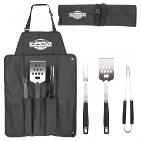 Promotional products: Grill Master Bbq Set