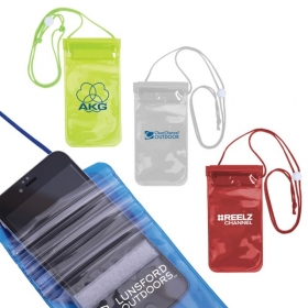Promotional products: Waterproof Phone Case