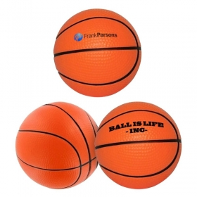 Promotional products: Basketball Stress Ball