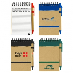 Promotional products: Recycled Jotter Pad