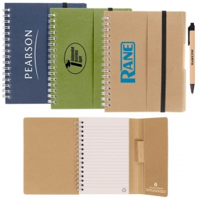 Promotional products: Small Tuck Journal Book
