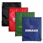 Promotional products: The Hillsboro Drawstring Bag