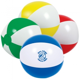 Promotional products: 16'' 2-tone Beach Ball