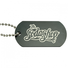 Promotional products: Anodized Aluminum Dog Tag