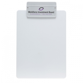 Promotional products: Letter size clipboard
